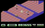 H.A.T.E. Commodore 64 Stage 10 - The stages start looping after this