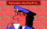 Postman Pat 3: To the Rescue DOS Have a Cup of Tea