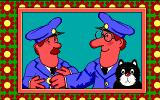Postman Pat 3: To the Rescue DOS Congratulations, Pat!...and Jess the cat!