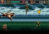 "Shinobi III: Return of the Ninja Master Genesis ""!"" all right!"