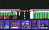Postman Pat 3: To the Rescue Commodore 64 Game Over