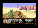 BC Racers SEGA 32X The Desert Track