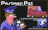 Postman Pat Commodore 64 Loading Screen