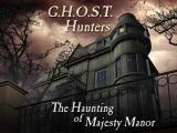 G.H.O.S.T. Hunters: The Haunting of Majesty Manor Windows Title screen