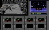 Aliens: The Computer Game Commodore 64 Ripley on her way to rescue the marines