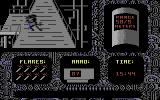 Aliens: The Computer Game Commodore 64 Ripley tries to find Newt