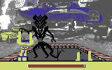 Aliens: The Computer Game Commodore 64 The final battle