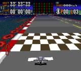 F1-ROC II: Race of Champions SNES There are no rival cars in practice mode