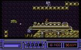 X-Out Commodore 64 Stage 3 - The track leaving enemies could have been borrowed straight from R-Type.