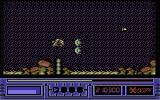 X-Out Commodore 64 Stage 4 - This time with no enemies, maybe the designers got bored.