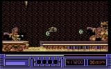 X-Out Commodore 64 Stage 8 - I haven't the foggiest what those things are.