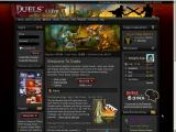 Duels Browser Game Page