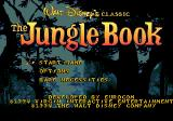 Disney's The Jungle Book Genesis Title screen
