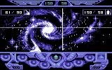 Captain Blood Commodore 64 Galaxy map
