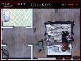 Get the Keys: The Game Browser You are getting the keys finally...You've killed another felon sleeping on the bed before this.