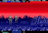 Terminator 2: Judgment Day Genesis Shooting lonely robots...