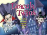 Dracula Twins Windows Title screen and main menu