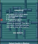 Mario Bros. in Pipe Panic Browser The instructions.