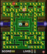 Mario Bros. in Pipe Panic Browser Now with Luigi.
