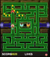 Mario Bros. in Pipe Panic Browser Déjà vu.