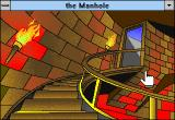 The Manhole: New and Enhanced Windows 3.x Staircase