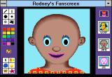 Rodney's Funscreen Windows 3.x Jane portrait