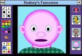 Rodney's Funscreen Windows 3.x Joe portrait