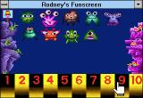 Rodney's Funscreen Windows 3.x Too many monsters