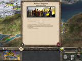 Medieval II: Total War Windows Holy relics improve the armies.