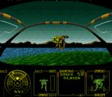 MechWarrior SNES In Game