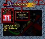 Kyle Petty's No Fear Racing SNES Speedshop
