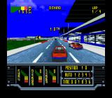 Kyle Petty's No Fear Racing SNES Just got into 10th place