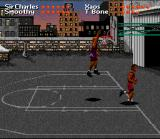 Barkley: Shut Up and Jam! SNES In Game