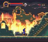Castlevania: Dracula X SNES In Game
