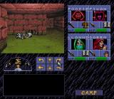 Eye of the Beholder SNES In Game