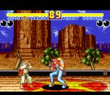 Fatal Fury 2 SNES In Game