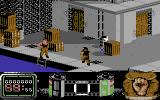 Vendetta Commodore 64 1st Screen