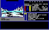 Starflight Commodore 64 Landed on an ice planet.
