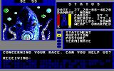 Starflight Commodore 64 The Uhlek, they gloat first, shoot and then ask questions later.