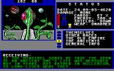 Starflight Commodore 64 The Elowan, peaceful planet people.