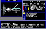 Starflight Commodore 64 A Nomad probe.