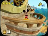 Disney's Magical Mirror Starring Mickey Mouse GameCube Clock Tower