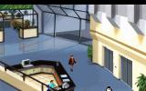 Police Quest 3: The Kindred DOS Hospital lobby