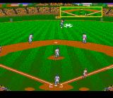 HardBall III SNES In Game