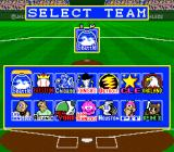 Super Bases Loaded 2 SNES Select a team