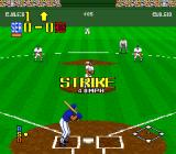 Super Bases Loaded 2 SNES Strike