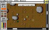 SimAnt: The Electronic Ant Colony Amiga Search place for new nest