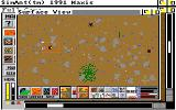 SimAnt: The Electronic Ant Colony Amiga Surface map