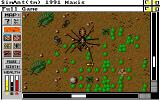SimAnt: The Electronic Ant Colony Amiga Beware of the spider
