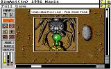 SimAnt: The Electronic Ant Colony Amiga Food exchange the ant way